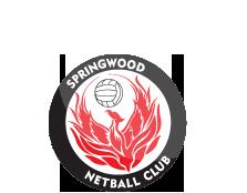 Springwood Netball Club Logo