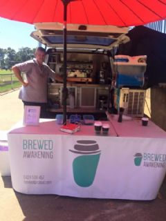 Brewed Awakening come on board as a Silver sponsor