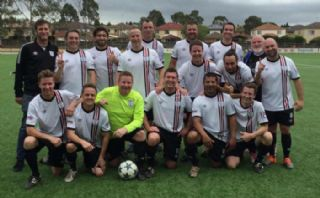 Springwood O35 in FNSW Champion of Champions Final